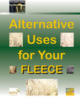 Alternative uses for your fleece