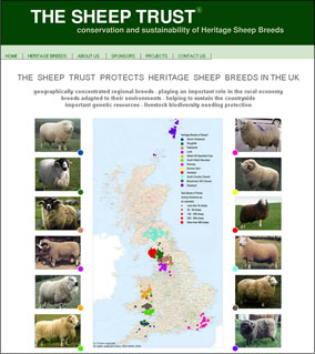 the sheep trust